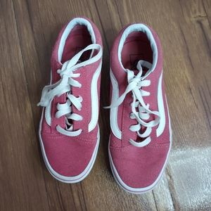 Vans Off The Wall Kids Size 3